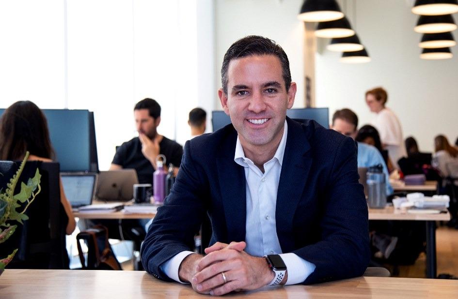 Fundador de Nubank: David Vélez