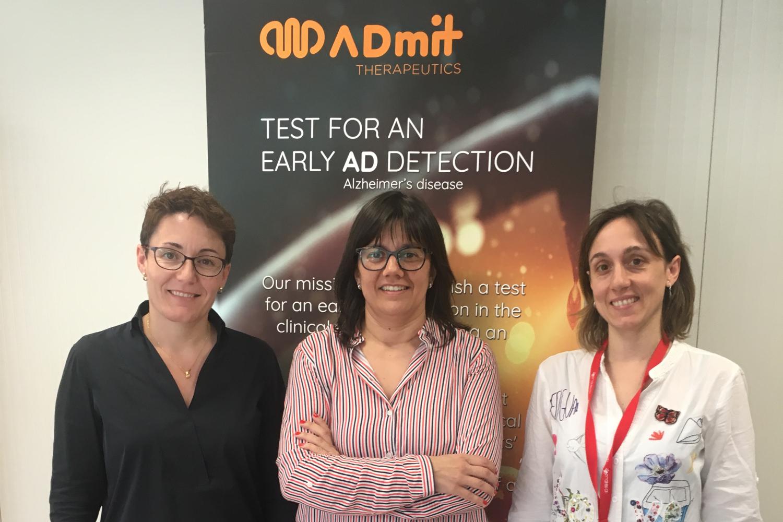 ADmit Therapeutics consigue 4,2 millones de euros para desarrollar un test de detección precoz del Alzheimer