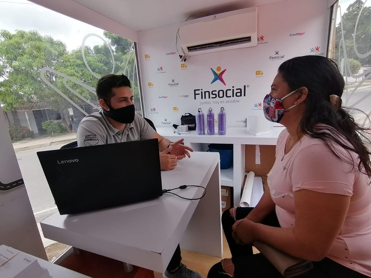 Finsocial recibe $76.000 millones en fondeo para ampliar sus líneas de crédito