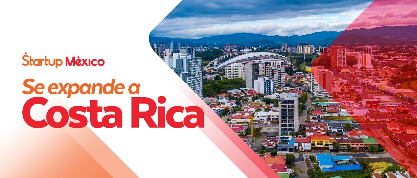 Startup México se expande a Costa Rica