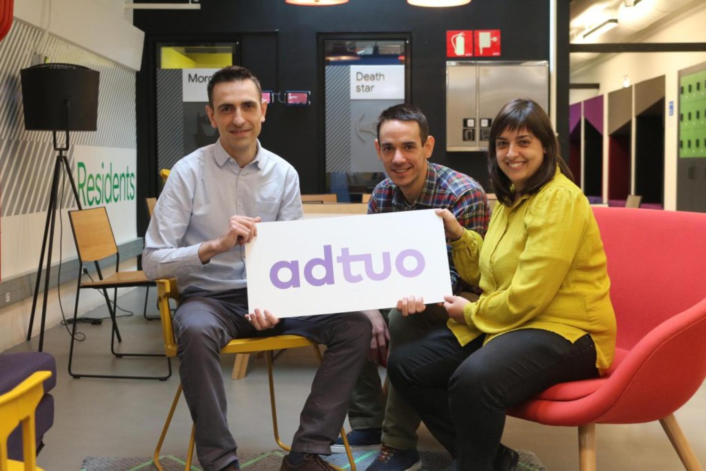 Adtuo supera expectativas y capta 187.500 € de inversión en Startupxplore
