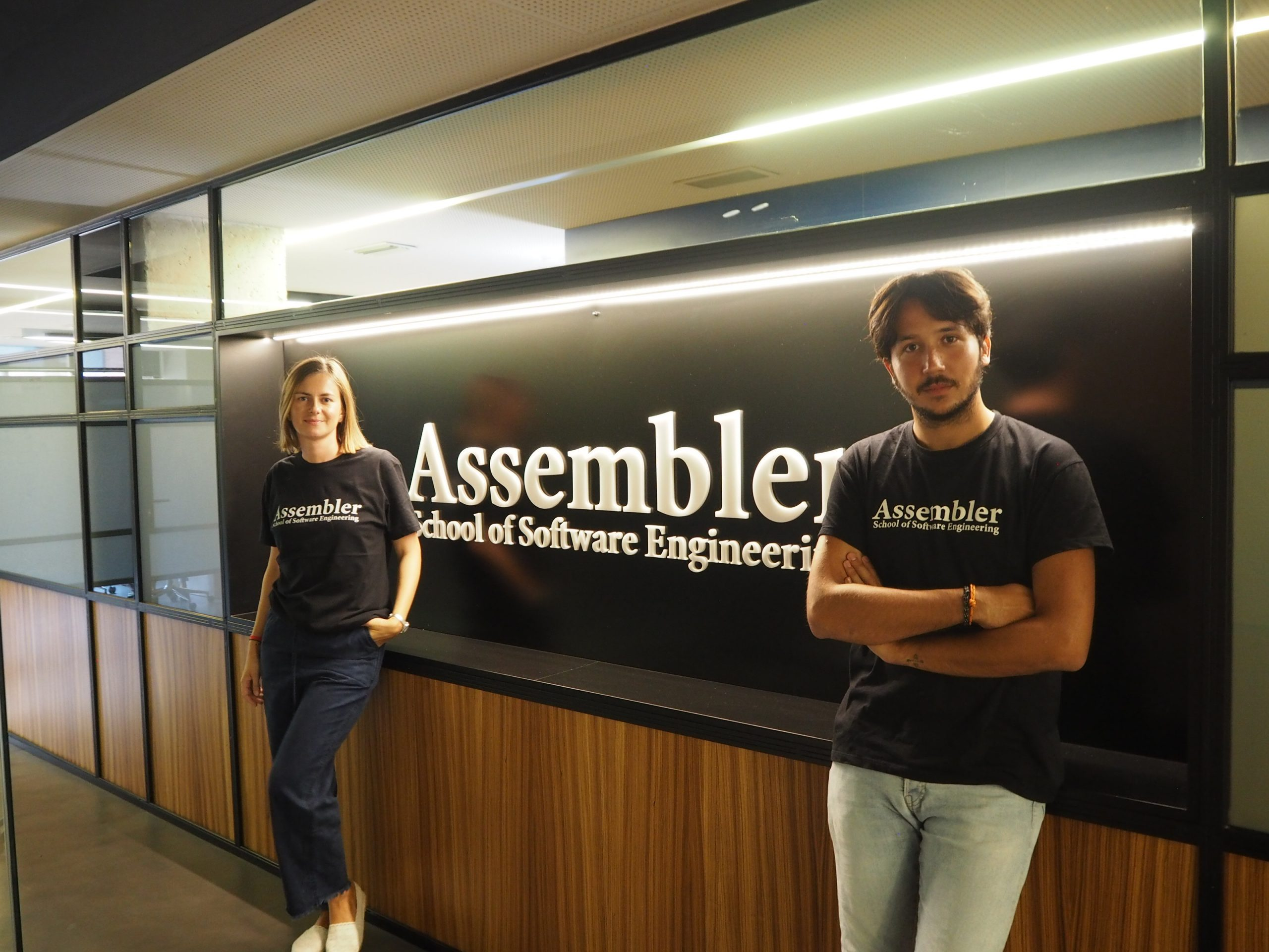 Assembler School consigue un millón de euros para impulsar sus programas de formación tecnológica