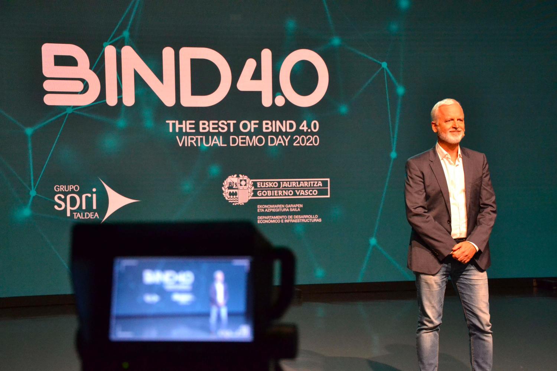 Startups innovadoras podrán presentar sus proyectos tecnológicos en BIND 4.0 hasta el 11 de septiembre