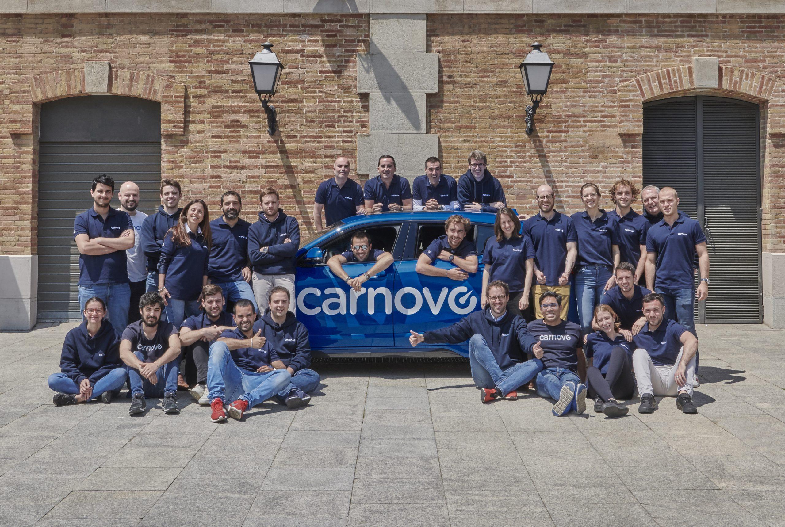 El comparador de ofertas de coches nuevos Carnovo, start-up con sede en Barcelona, ha cerrado una nueva ronda de financiación de 6,5 millones de euros.