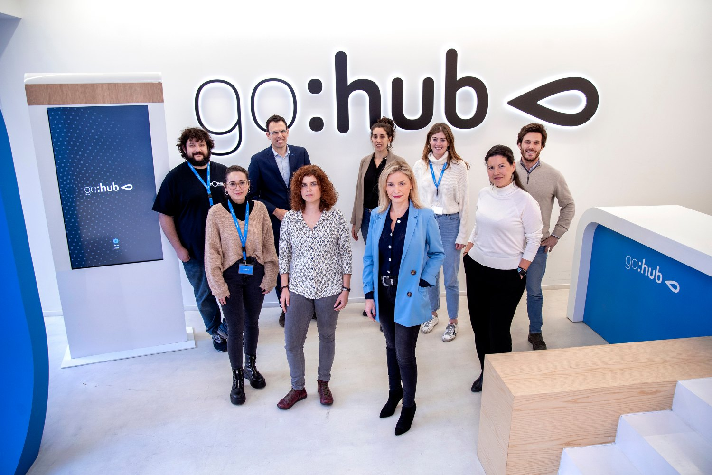Equipo de GoHub Ventures, corporate venturing B2B.
