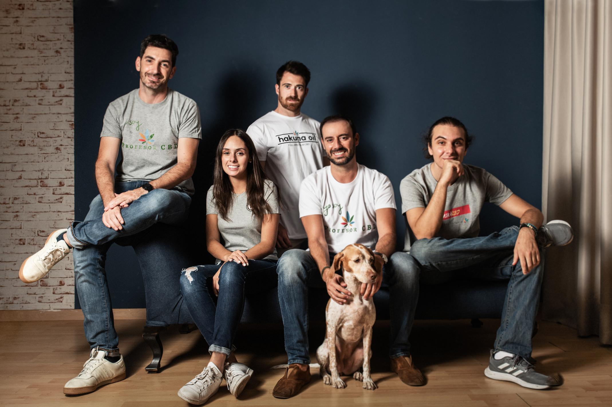 Entrevista a Borja Iribarne, fundador de ProfesorCBD