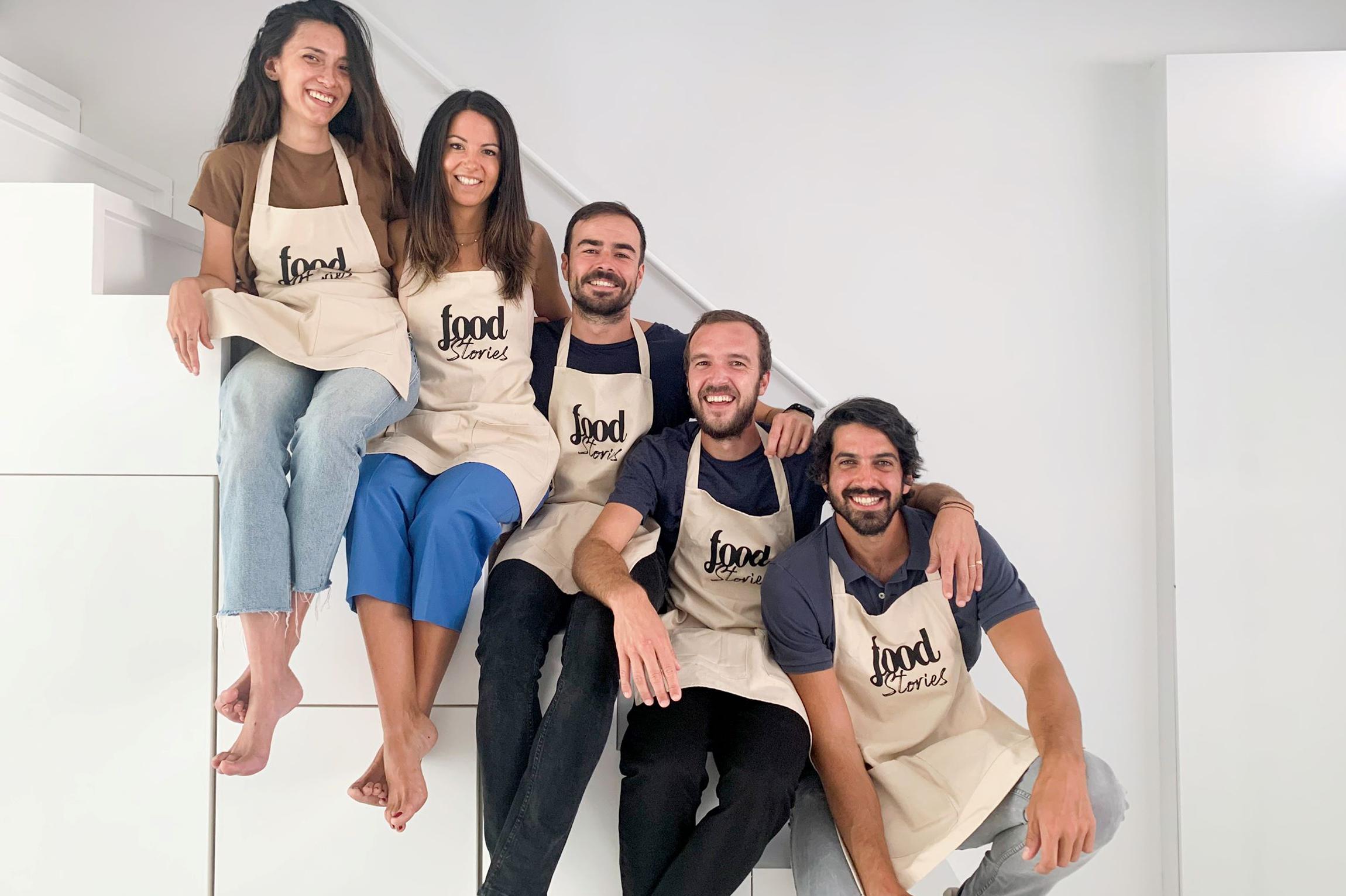 Nace foodStories, startup que ofrece comida saludable a domicilio en envases recirculables
