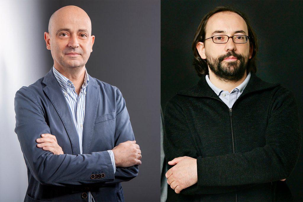 Alejandro Vesga y Javier Escudero, Revista Emprendedores