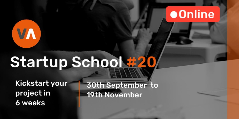 Tetuan Valley  20ª edición programa Startup School formato online