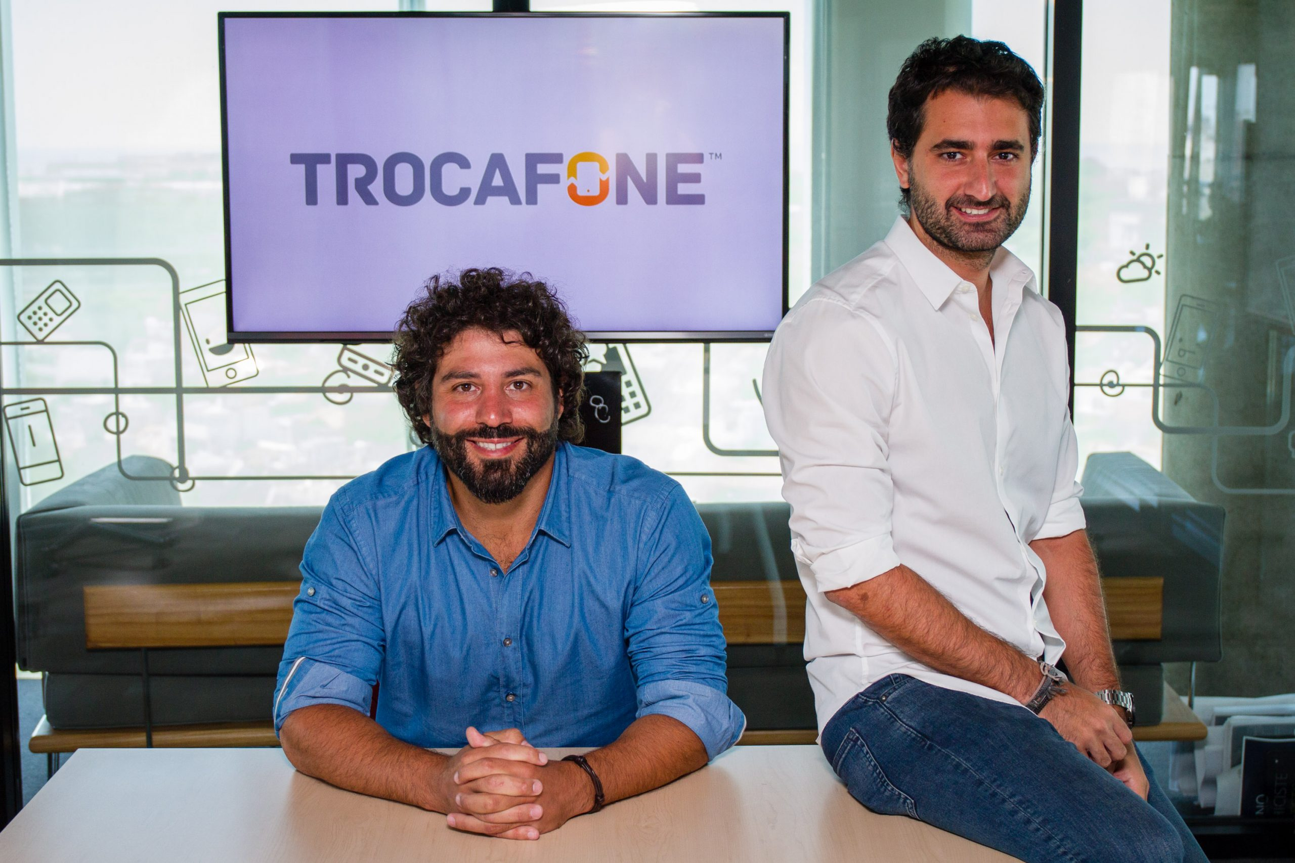 Entrevista a los fundadores de Trocafone de Wayra Brasil
