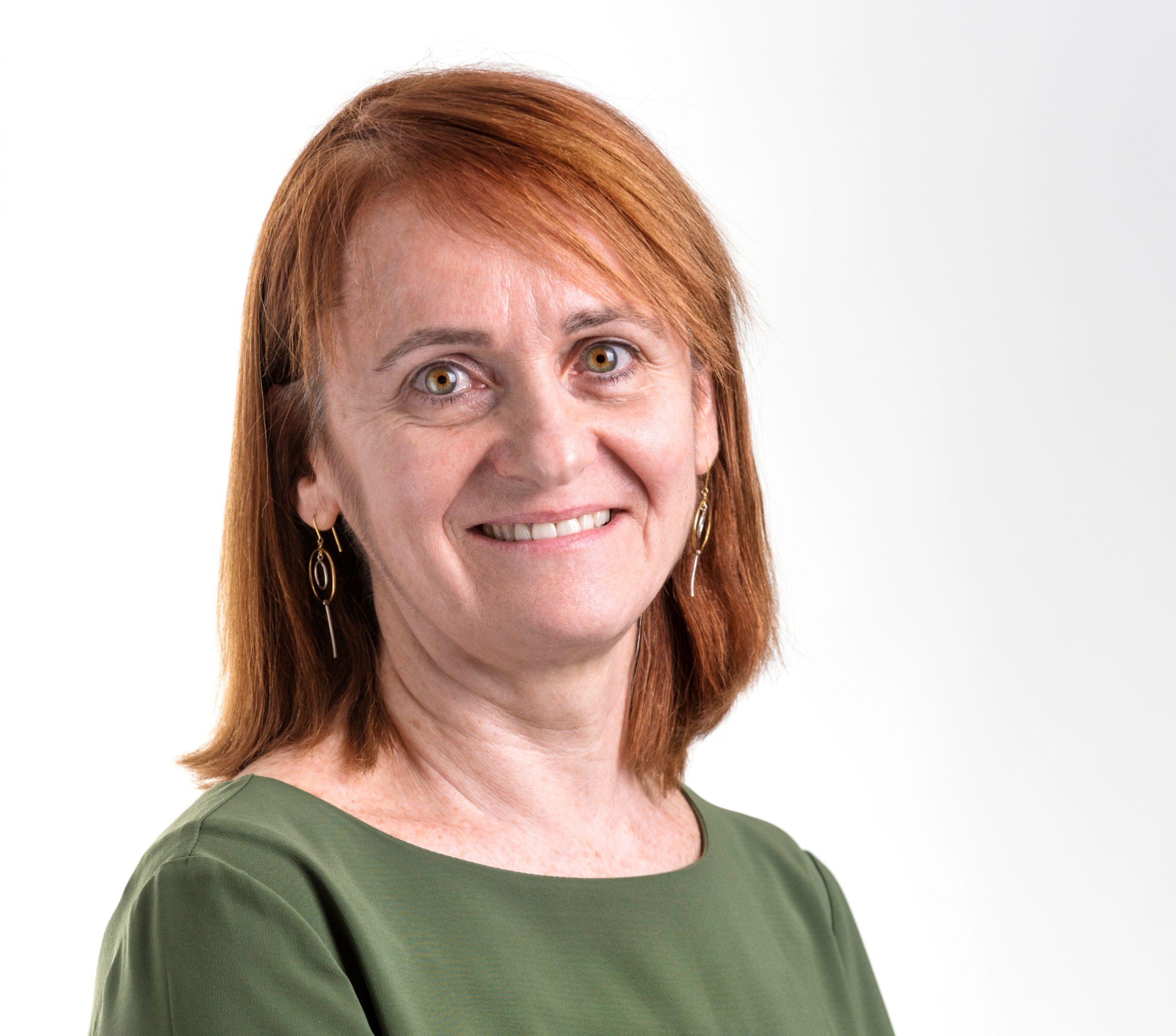 AMPARO BREA ÁLVAREZ, DIRECTORA DE INNOVACIÓN, SOSTENIBILIDAD Y EXPERIENCIA CLIENTE DE AEN