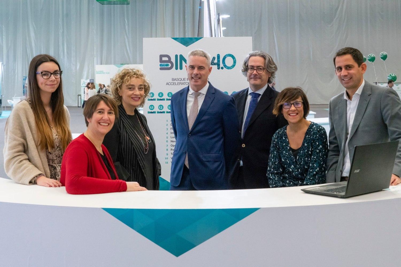 Programa de innovación Bind 4.0.