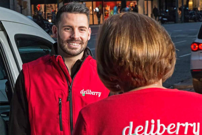 Deliberry, la plataforma de envío de la compra a casa.
