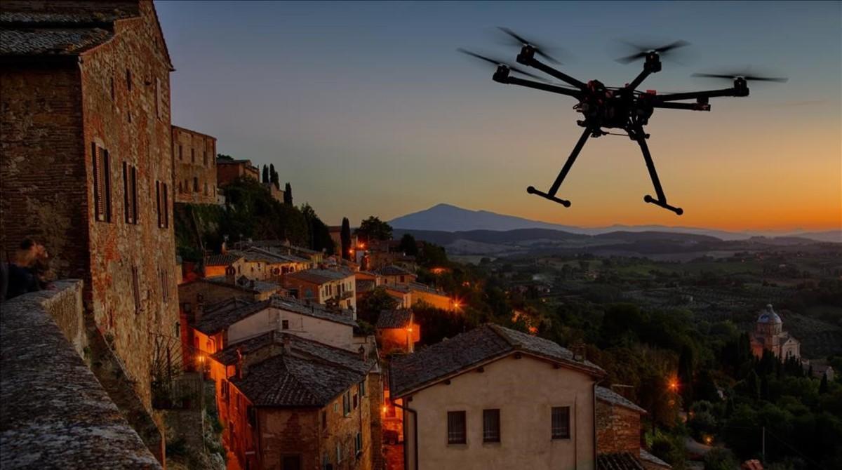 La aceleradora BFAero captará siete nuevos proyectos con vehículos no tripulados hasta el próximo 22 de octubre