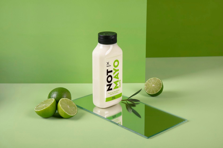 Producto de la startup chilena de foodtech Notco.