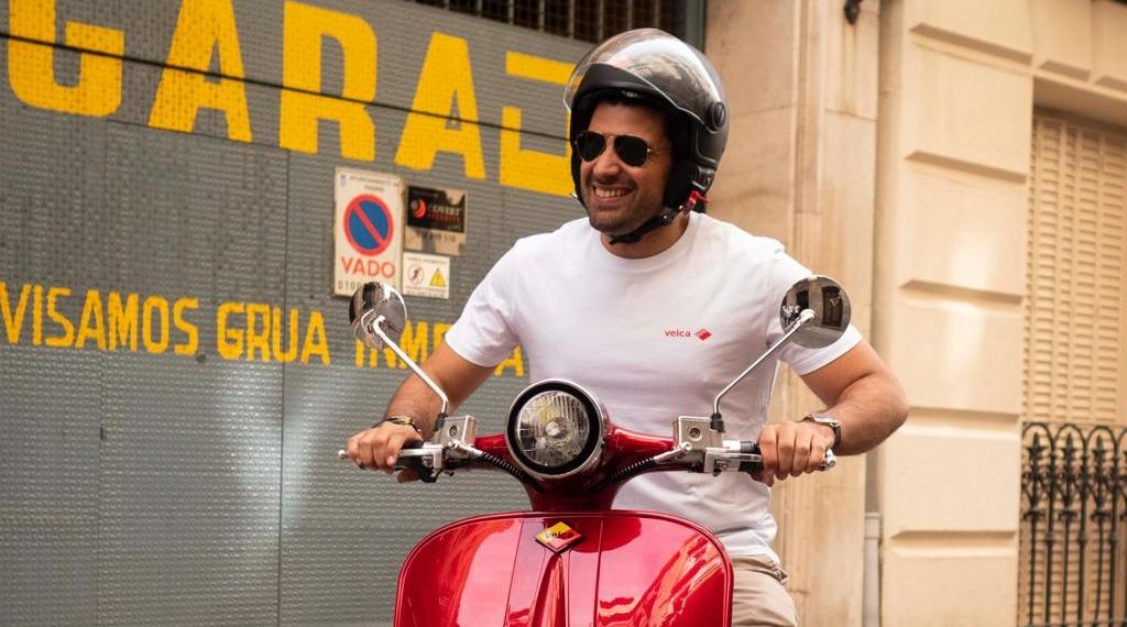 Entrevista a Emilio Froján, CEO de la startup de motos Velca Motor