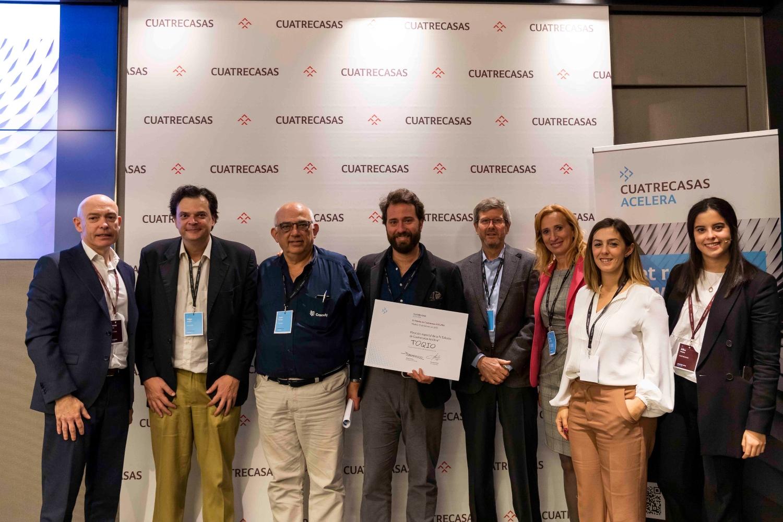 Bootcamp  digital seis startups elegidas Cuatrecasas Acelera