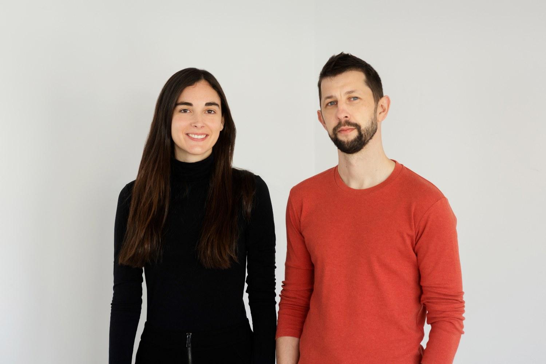 Andrea Oliver y Daniel Tamas, fundadores de Emjoy.