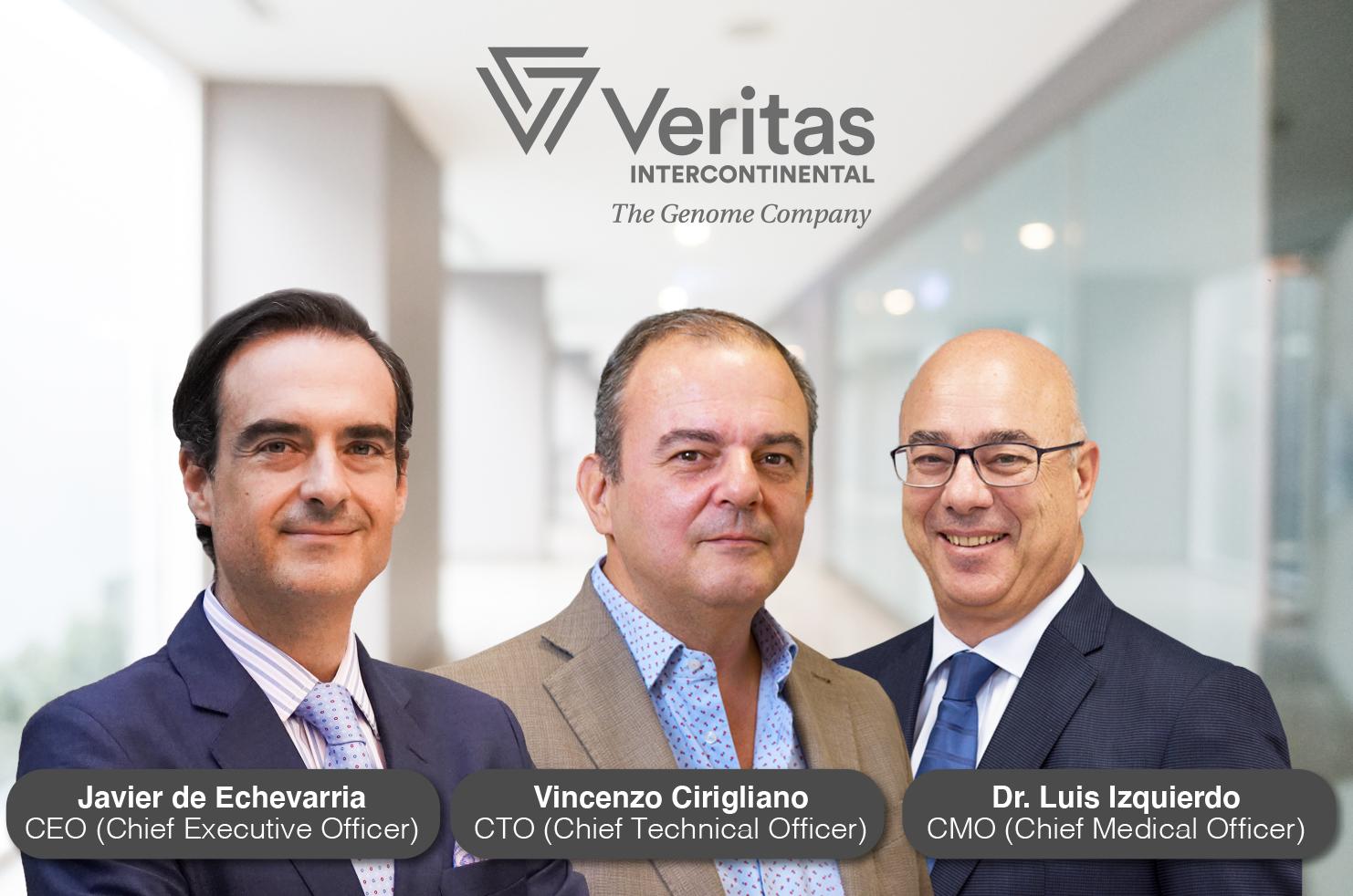 Veritas Intercontinental, líder en la aplicación de la medicina genómica preventiva, ha completado una nueva ronda de financiación de 5 millones de euros,