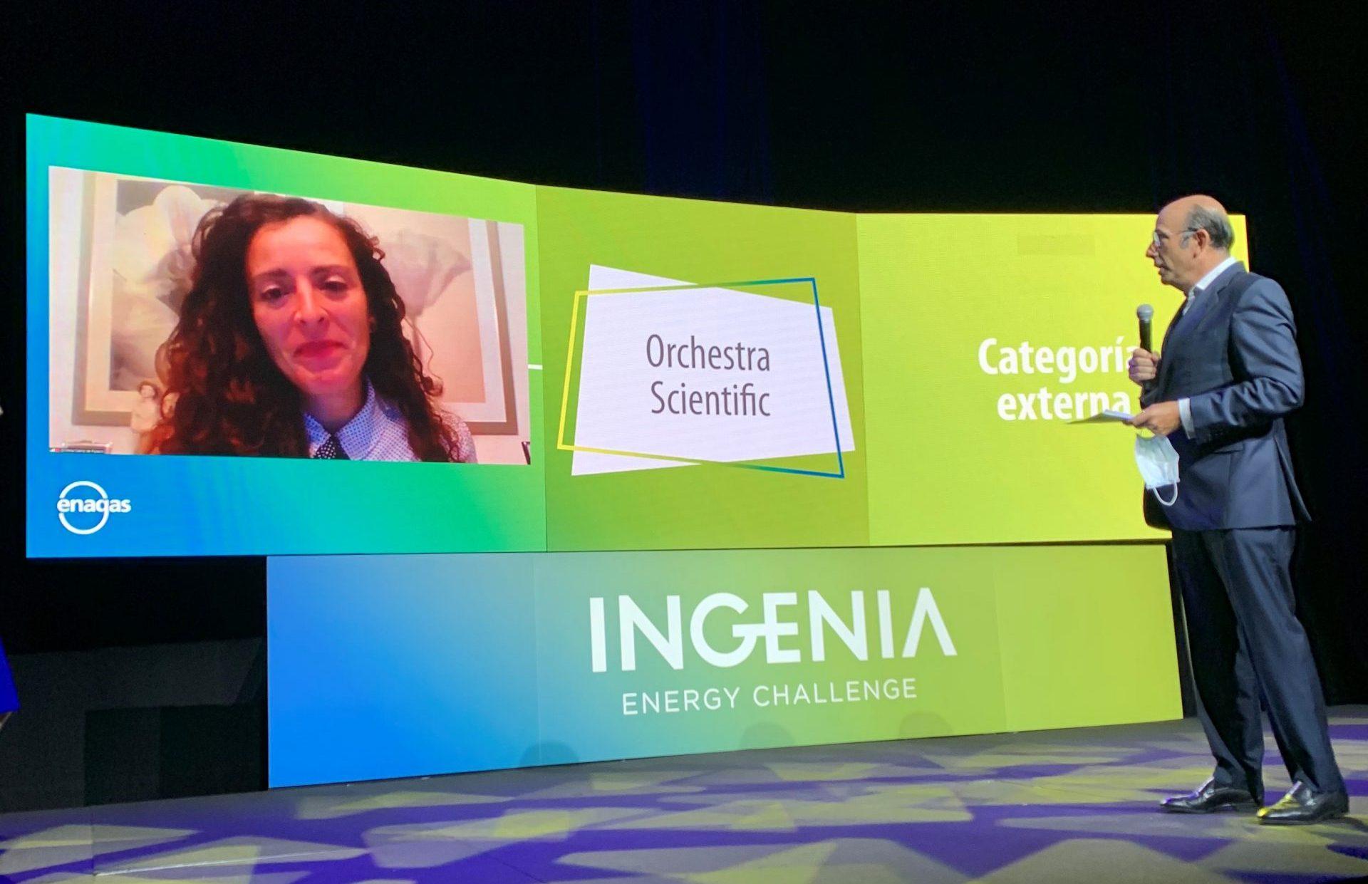 Los premios 'Ingenia Energy Challenge' impulsan proyectos pioneros para la transición energética