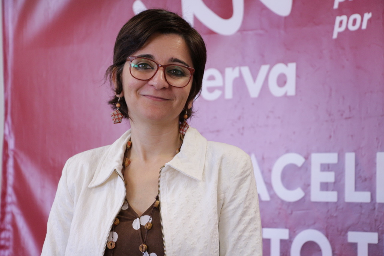 Entrevista a Gracia Catalina Piñero, directora del Programa Minerva