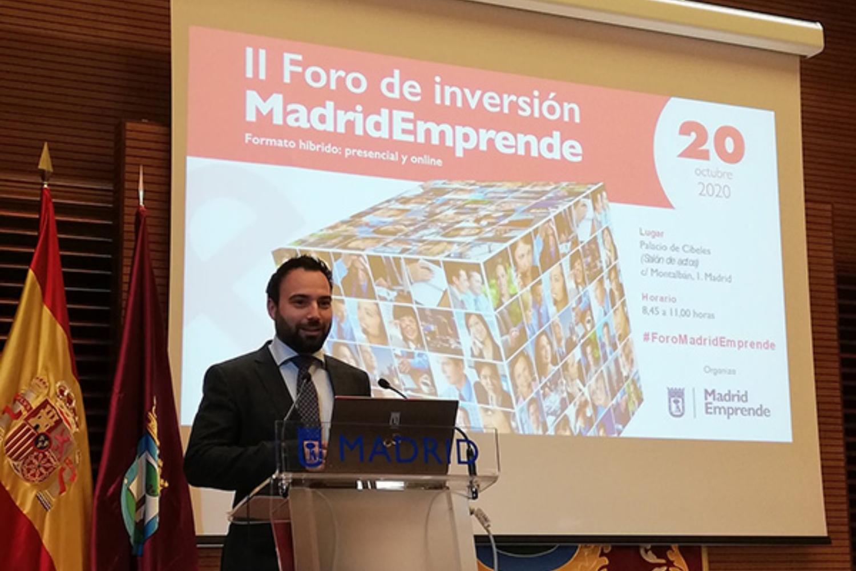 El Ayuntamiento celebró el II foro de inversión Madrid Emprende