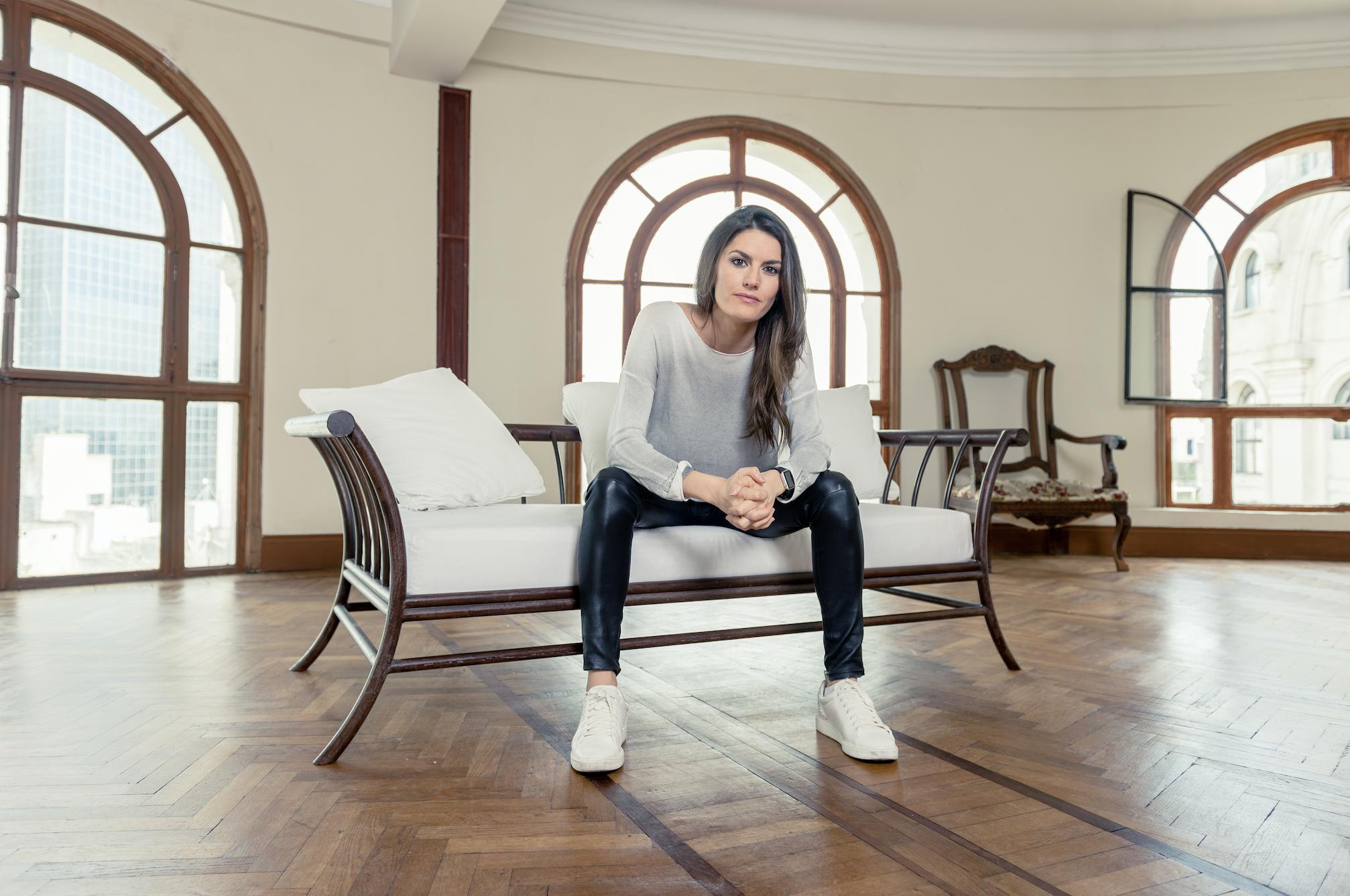 Clarity AI, la empresa liderada y fundada por Rebeca Minguela,