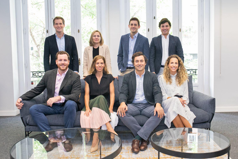 Equipo del venture capital Seaya Ventures.