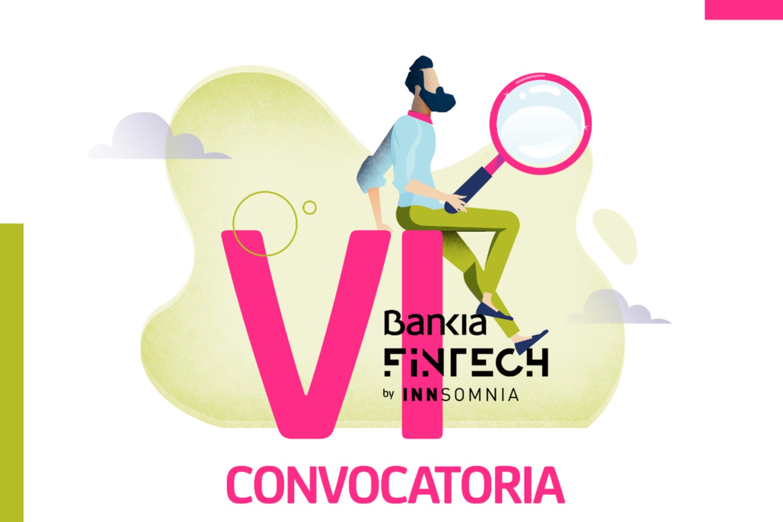 IV convocatoria Bankia Fintech by INNSOMNIA.