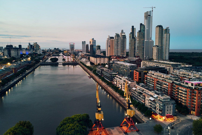 Buenos Aires, capital de Argentina.