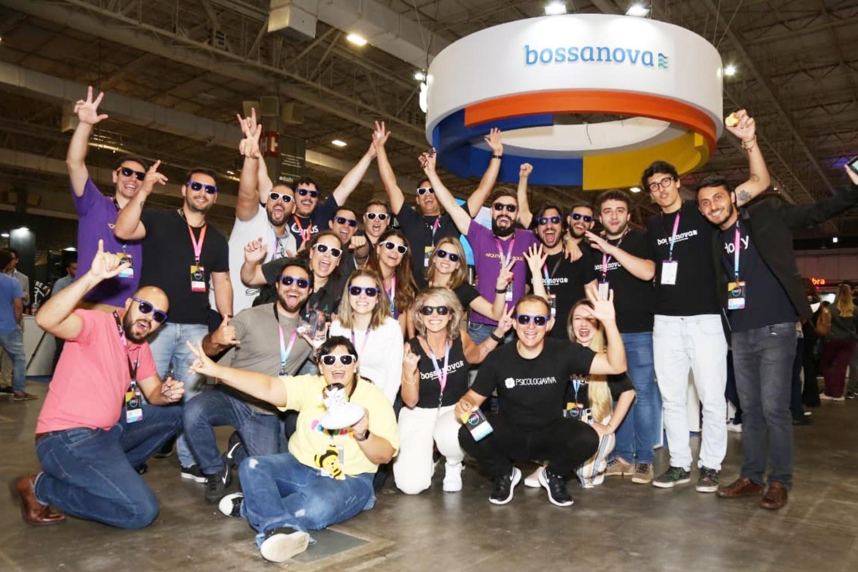 Emprendedores participantes del fondo de inversión brasileño Bossa Nova.