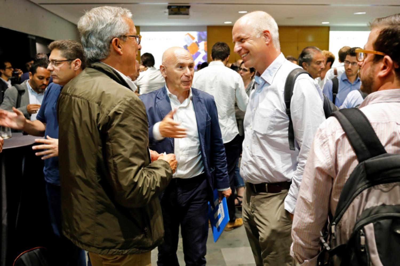 Reunión de la red de inversores Esade BAN.