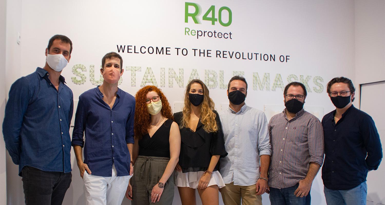Reprotect es una empresa especializada en el diseño y la fabricación de mascarillas higiénicas reutilizables.