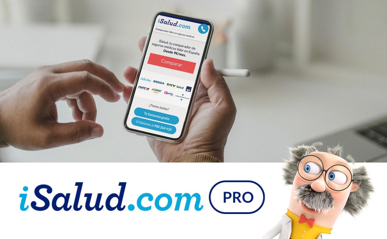 iSalud.com lanza iSalud PRO programa para la digitalización