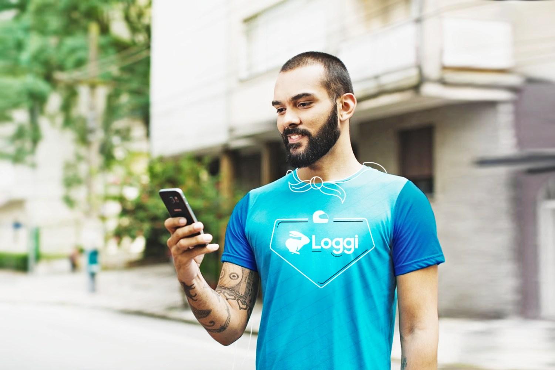 Imagen de la startup de logística brasileña Loggi.