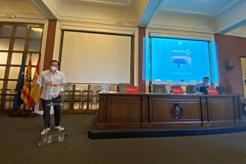Presentación de los proyectos de la primera edición de la incubadora Porcinnova.