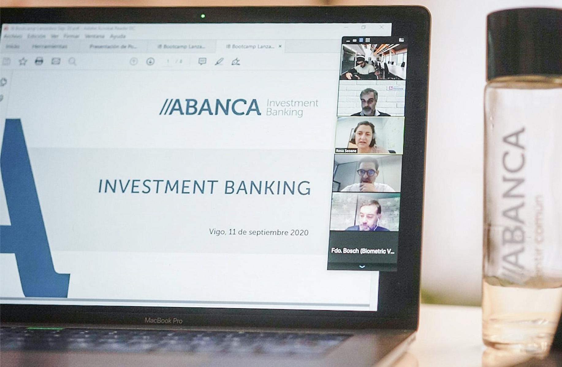 Programa para Startups de ABANCA Innova