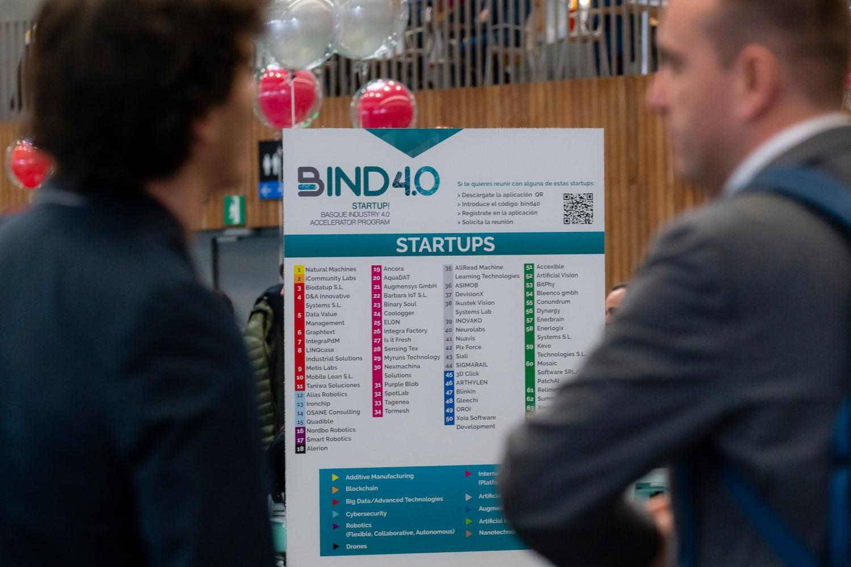 BIND 4.0 ganadora: Premios de la Comisión Europea a la Promoción Empresarial