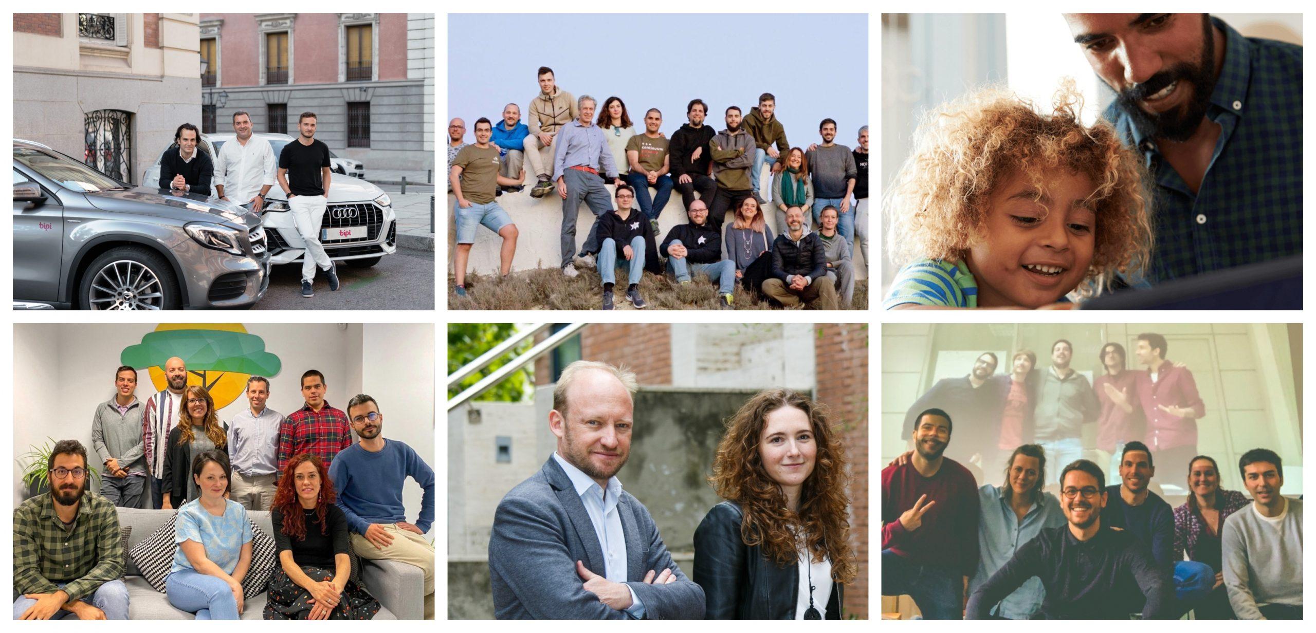 Octubre de 2020 cierra con 107 millones de ueros invertidos en startups españolas
