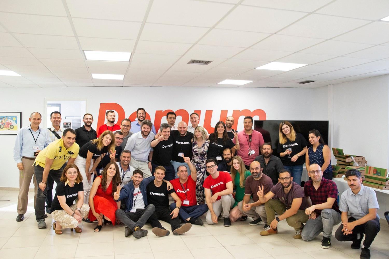 Equipo de Demium Startups.