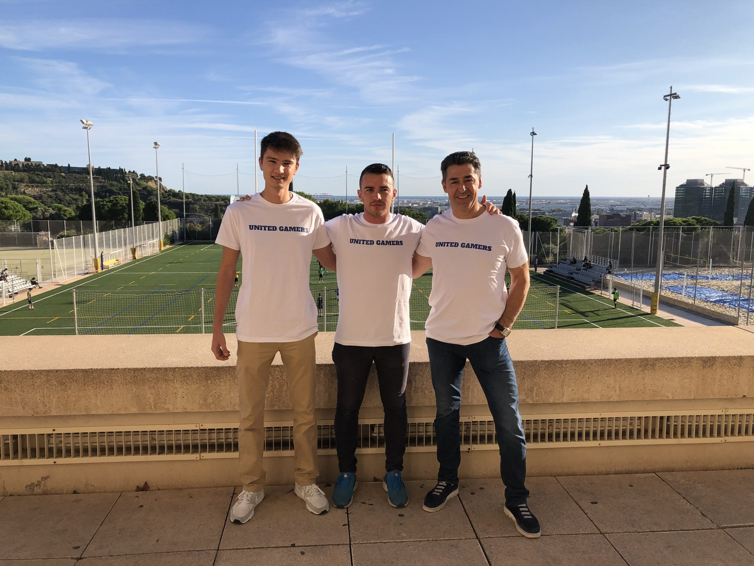United Gamers levanta 150.000€ y cierra su primera ronda de financiación.