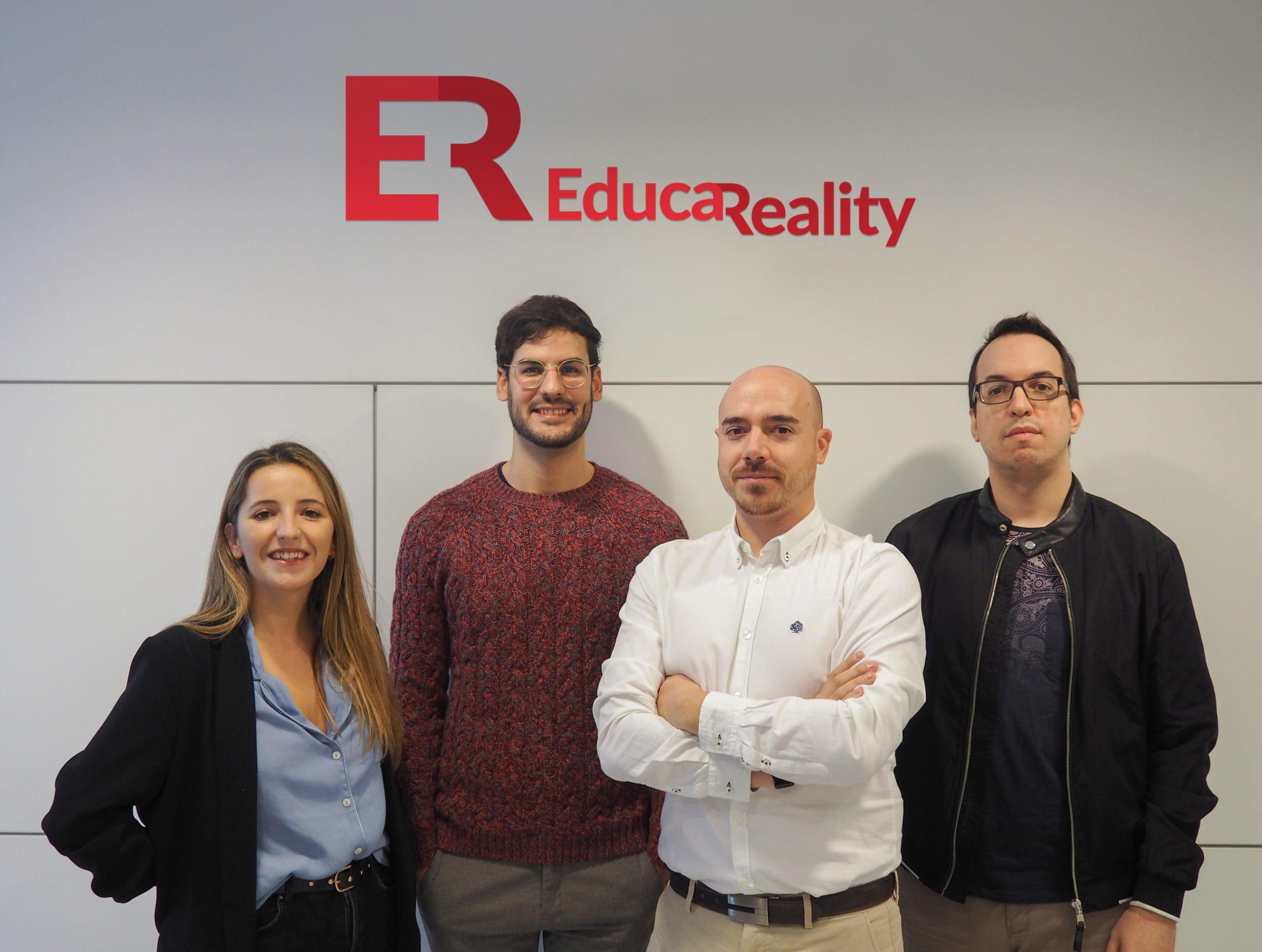 Educareality es una empresa tecnológica especializada en el desarrollo de productos y servicios educativos basados en la Realidad Aumentada y Realidad Virtual.