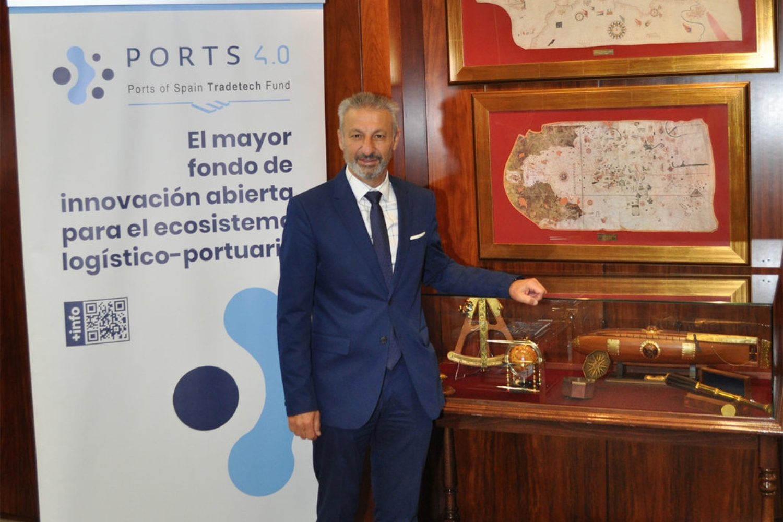474 startups  compiten en Puertos 4.0 impulsar el futuro de la logística