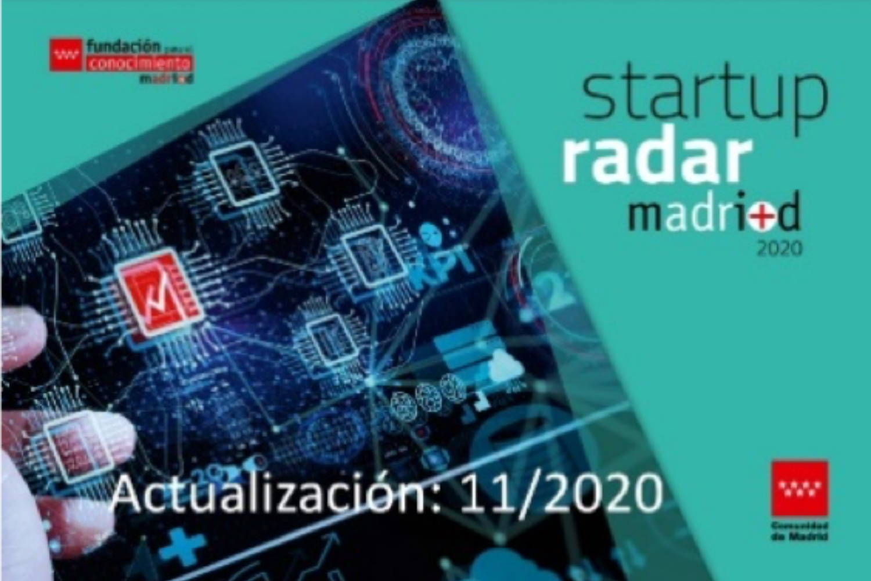 La Fundación madri+d actualización de análisis del ecosistema emprendedor e innovador