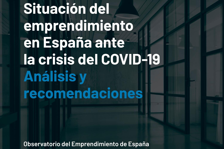 Recomendaciones políticas para reactivar emprendimiento en España