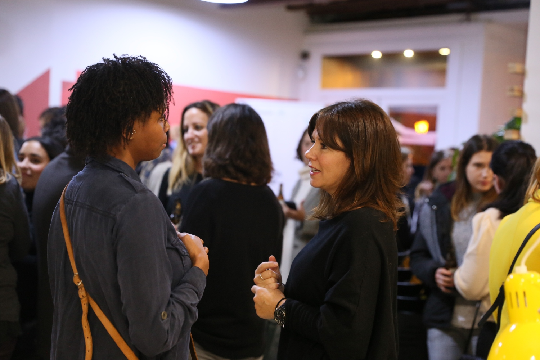 El evento pretende  reducir la brecha de género en la inversión en startups