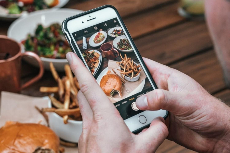 Imagen de la app de 'Encantado de Comerte'.