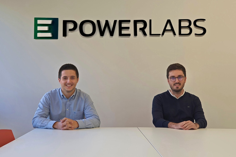 Imagen de los fundadores de EPowerlabs.