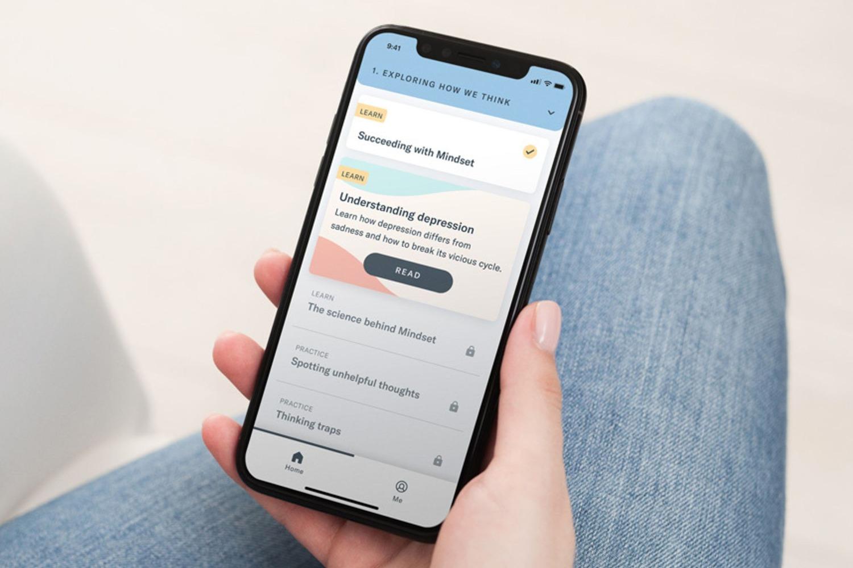 App de la startup Koa Health.