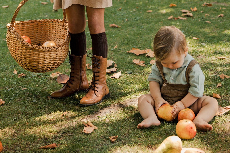 Imagen de la ropa de la marca española Twin & Chic.